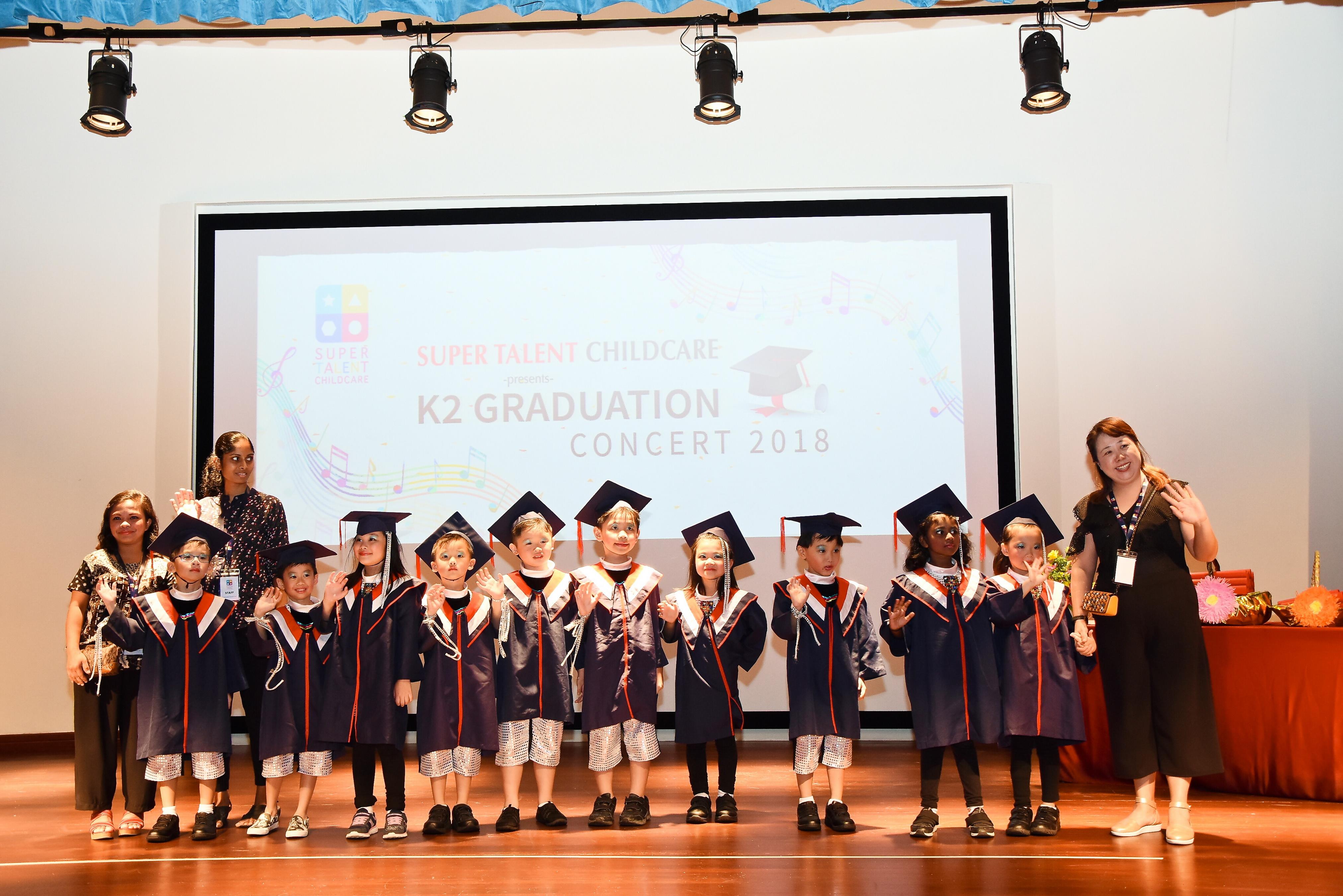 K2 Graduation Concert 2018 2